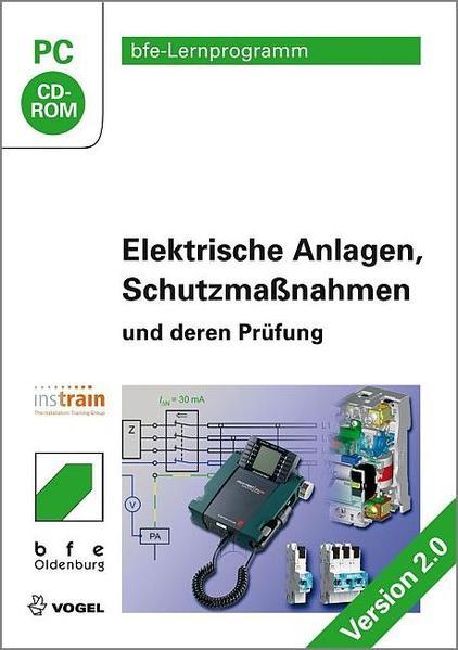 Elektrische Anlagen, Schutzmaßnahmen - Coverbild