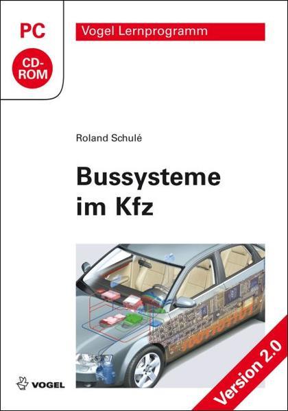 Bussysteme im Kfz - Coverbild