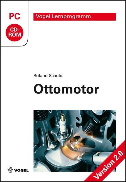 Ottomotor - Coverbild
