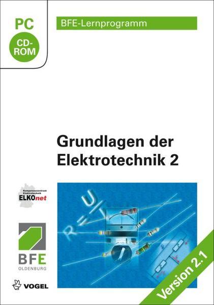 Grundlagen der Elektrotechnik 2 - Coverbild