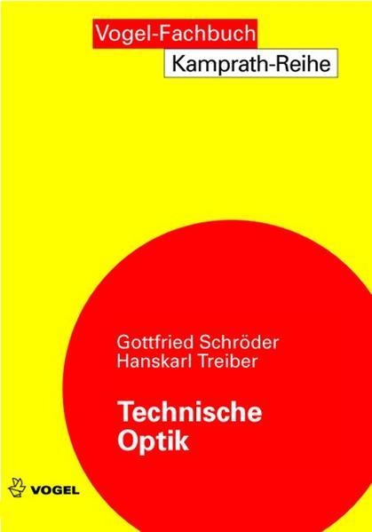 Technische Optik - Coverbild