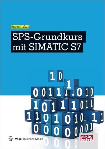 SPS-Grundkurs mit SIMATIC S7 - Coverbild