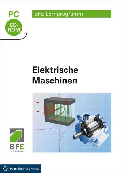 Elektrische Maschinen - Coverbild