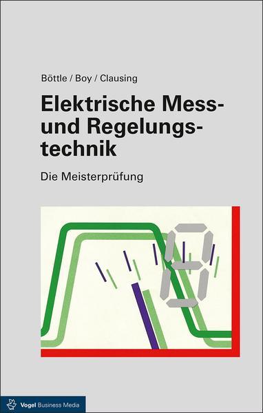Elektrische Mess- und Regelungstechnik - Coverbild