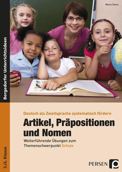 Artikel, Präpositionen und Nomen - Schule 3/4 - Coverbild