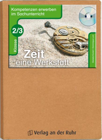 """""""Zeit - Eine Werkstatt - Klasse 2/3"""" - 978-3834622600 MOBI EPUB von Daniela Kunerl"""