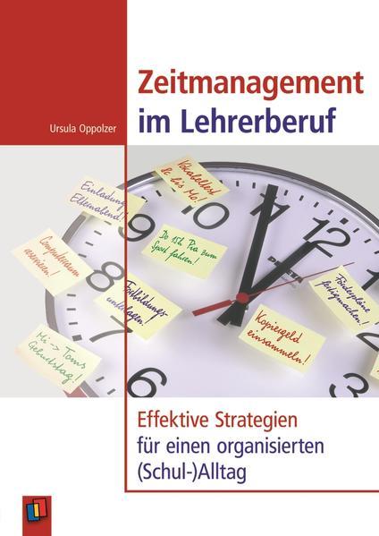 Zeitmanagement im Lehrerberuf - Coverbild