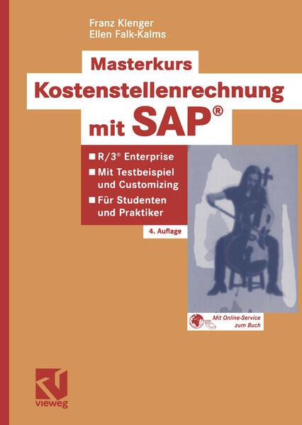Masterkurs Kostenstellenrechnung mit SAP® - Coverbild