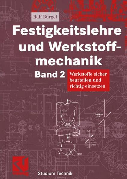 Festigkeitslehre und Werkstoffmechanik - Coverbild
