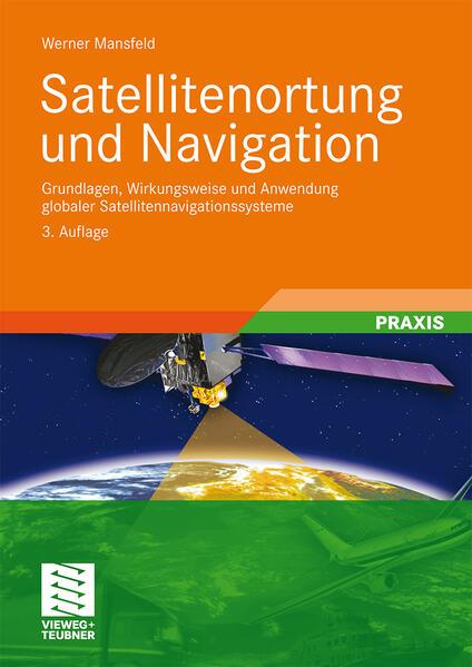 Satellitenortung und Navigation - Coverbild