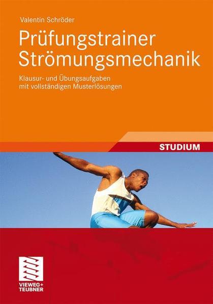 Prüfungstrainer Strömungsmechanik von Valentin Schröder MOBI FB2 978-3834809889