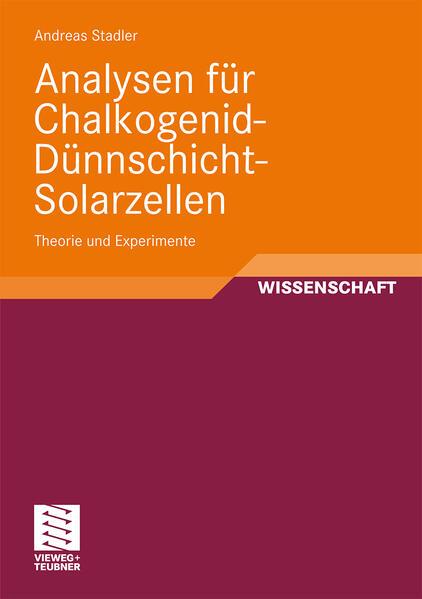 Analysen für Chalkogenid-Dünnschicht-Solarzellen - Coverbild