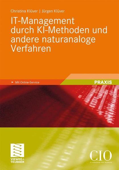IT-Management durch KI-Methoden und andere naturanaloge Verfahren - Coverbild