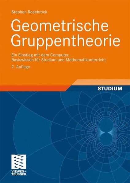 Geometrische Gruppentheorie - Coverbild