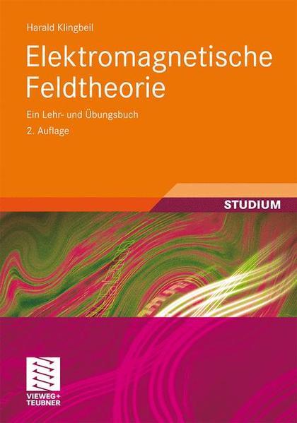 Elektromagnetische Feldtheorie - Coverbild