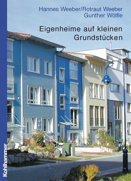 Eigenheime auf kleinen Grundstücken - Coverbild