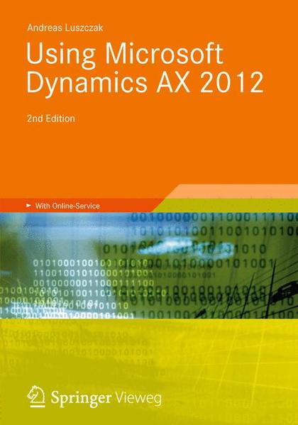 Using Microsoft Dynamics AX 2012 - Coverbild