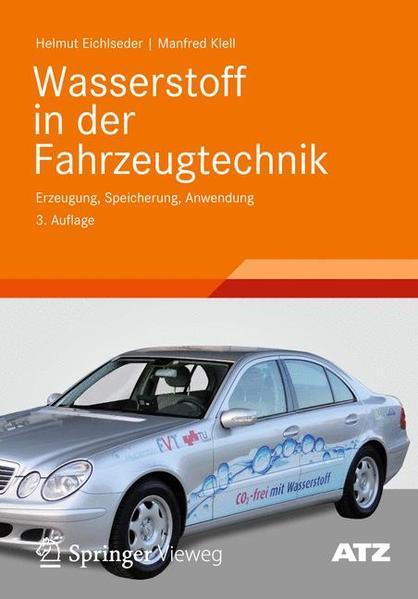Wasserstoff in der Fahrzeugtechnik - Coverbild