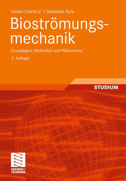 Bioströmungsmechanik - Coverbild