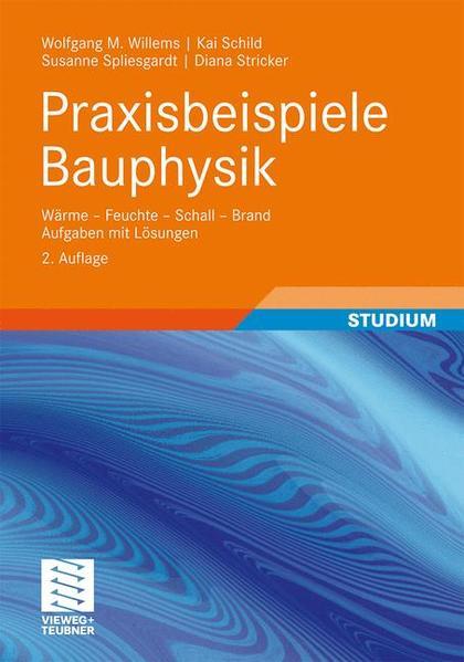 Praxisbeispiele Bauphysik - Coverbild