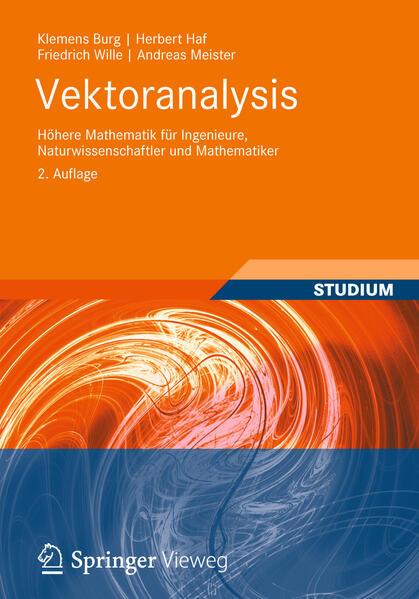 Vektoranalysis - Coverbild
