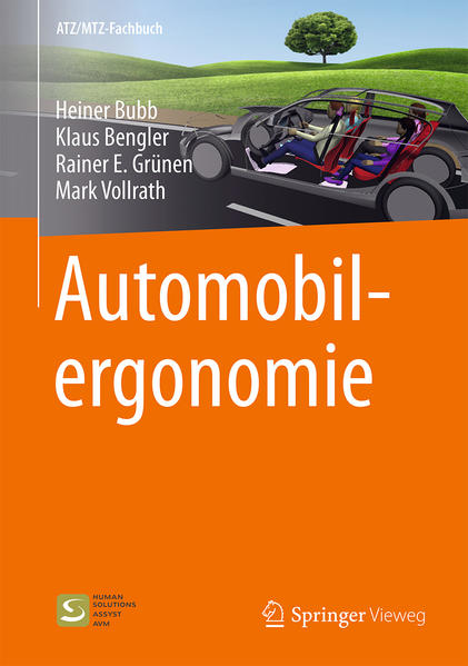 Automobilergonomie - Coverbild