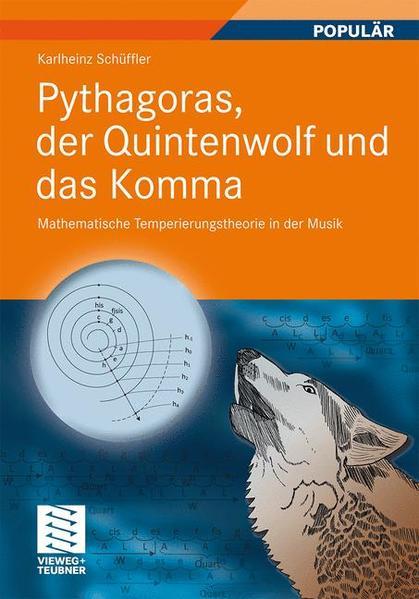 Pythagoras, der Quintenwolf und das Komma - Coverbild