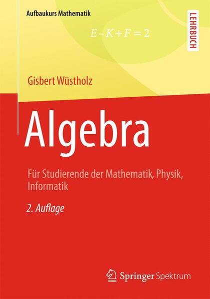 Algebra - Coverbild