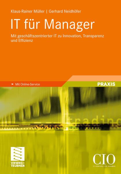 IT für Manager - Coverbild