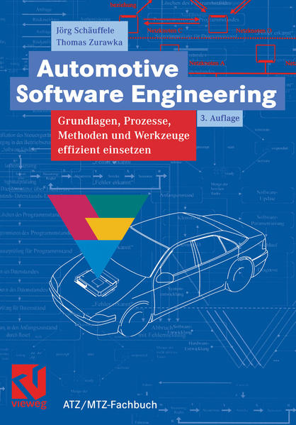 Automotive Software Engineering - Coverbild