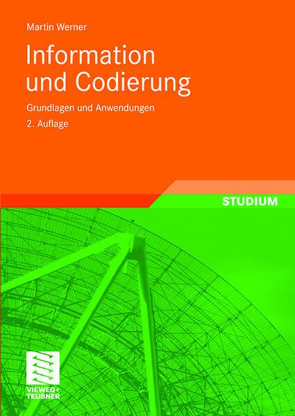 Information und Codierung - Coverbild
