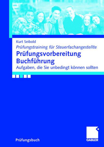 Prüfungsvorbereitung Buchführung - Coverbild