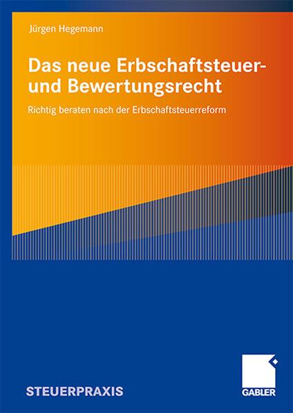 Das neue Erbschaftsteuer- und Bewertungsrecht - Coverbild