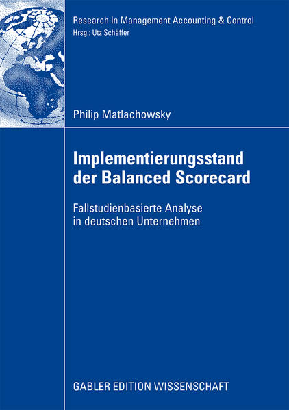 Implementierungsstand der Balanced Scorecard - Coverbild