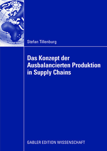 Das Konzept der Ausbalancierten Produktion in Supply Chains - Coverbild