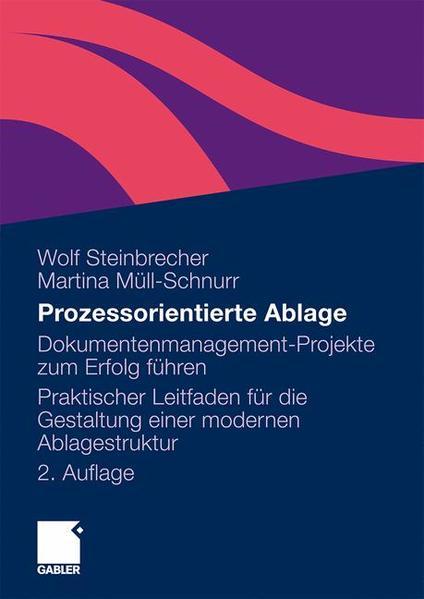 Prozessorientierte Ablage - Coverbild