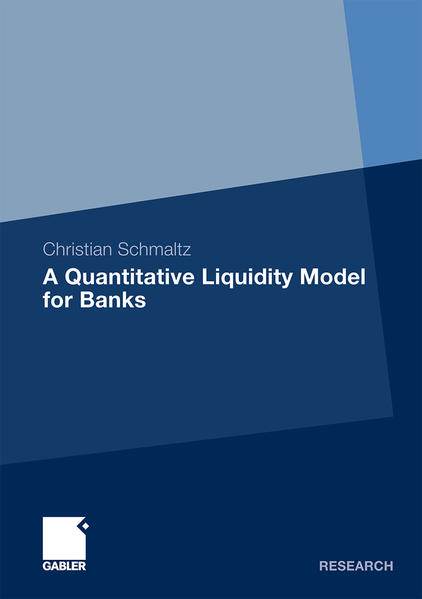 A Quantitative Liquidity Model for Banks - Coverbild