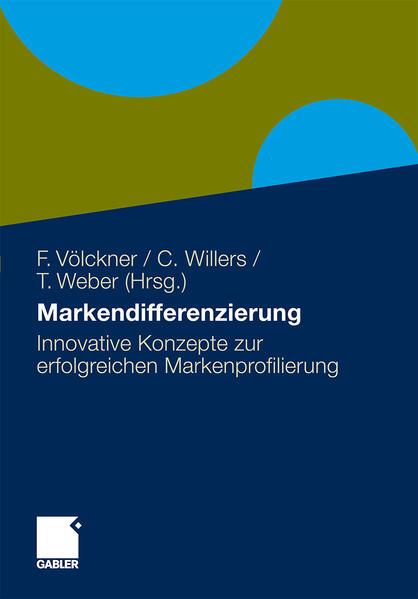 Markendifferenzierung - Coverbild