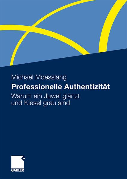 Professionelle Authentizität - Coverbild