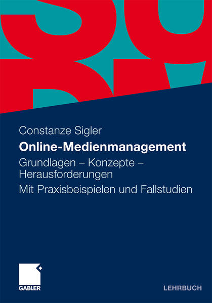 Online-Medienmanagement - Coverbild