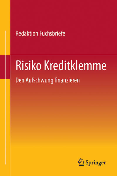 Risiko Kreditklemme - Coverbild