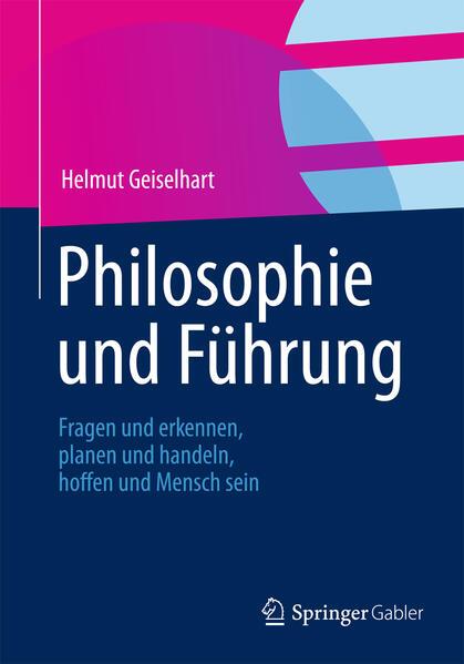 Philosophie und Führung - Coverbild