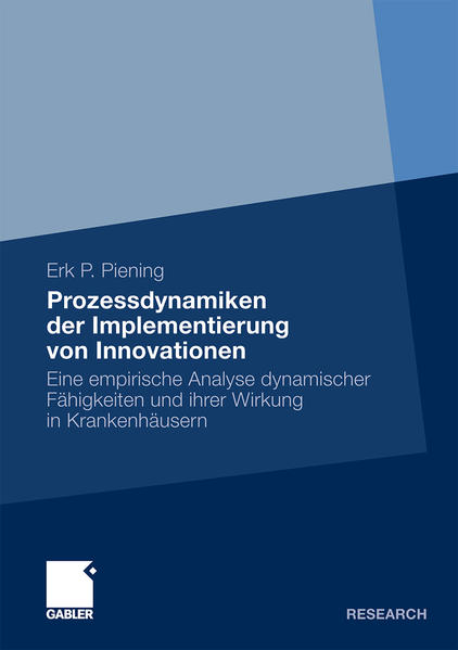 Prozessdynamiken der Implementierung von Innovationen - Coverbild