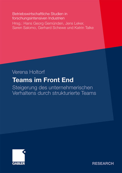 Teams im Front End - Coverbild