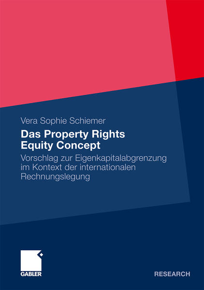 Das Property Rights Equity Concept - Coverbild