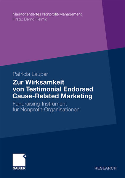 Zur Wirksamkeit von Testimonial Endorsed Cause-Related Marketing - Coverbild