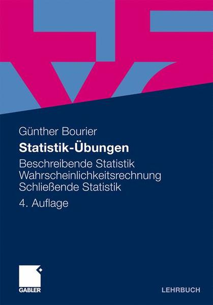 Statistik-Übungen - Coverbild