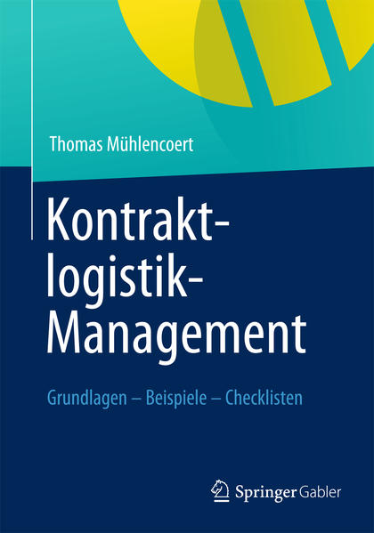 Kontraktlogistik-Management - Coverbild