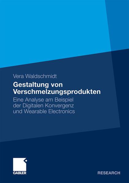 Gestaltung von Verschmelzungsprodukten - Coverbild