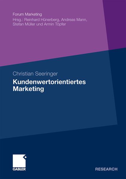 Kundenwertorientiertes Marketing - Coverbild
